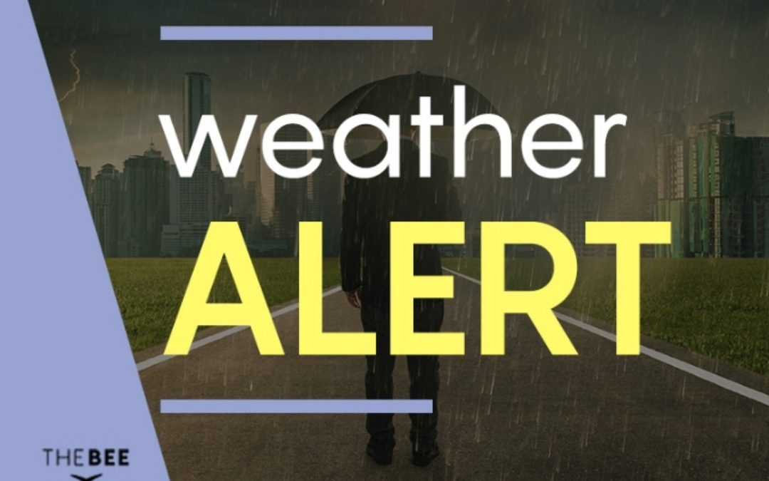 ADOT: Major Storm Coming, Highway Conditions Can Change Rapidly.