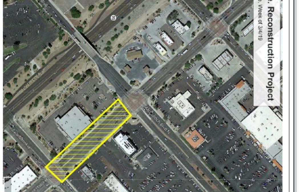HAVASU- Upcoming Closures at Lake Havasu Avenue