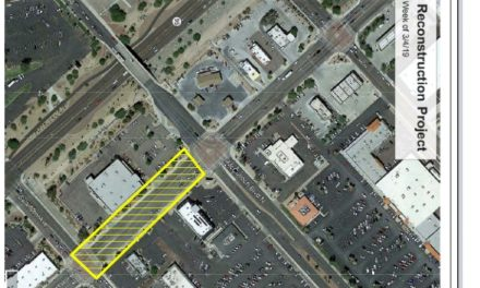 HAVASU- Upcoming Closures at Lake Havasu Avenue