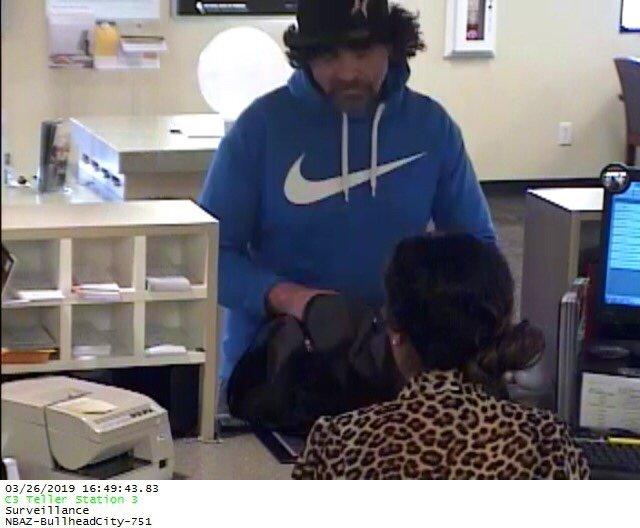 Armed Robbery in Bullhead City