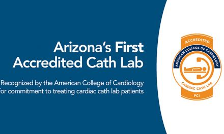 Havasu Regional's Cath Lab is 1st in Arizona to be accredited by the ACC