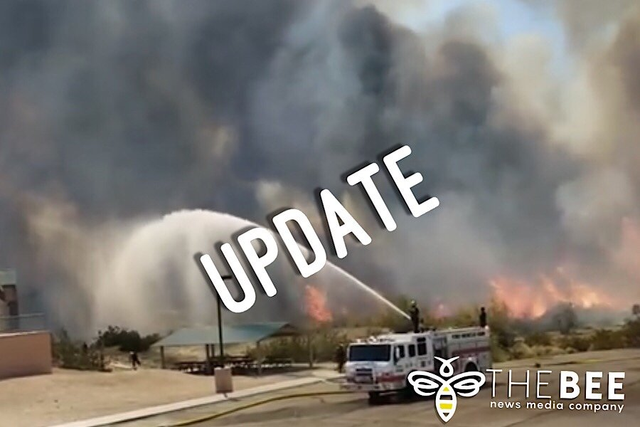 Update: Fire at Body Beach LHC