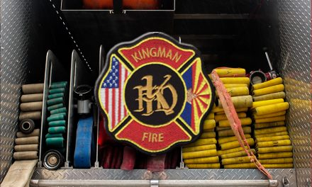 Stolen Kingman Fire Dept Uniforms!