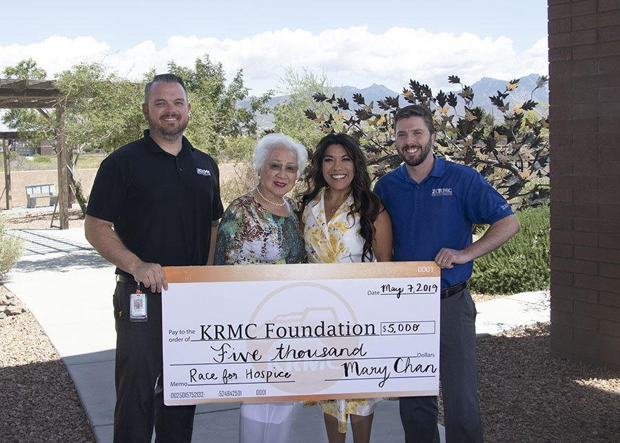 Results for KRMC Foundation 16th annual Race for Hospice