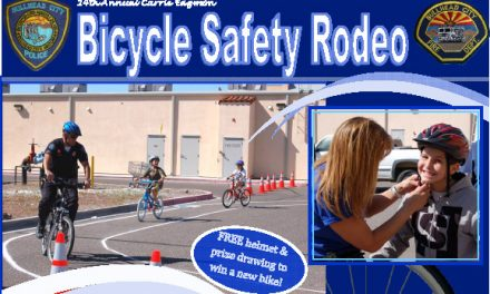 Bicycle Safety Rodeo  May 11th