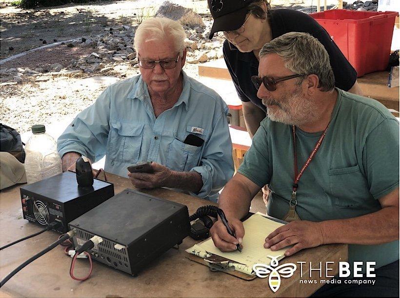 Radio Relay Field Day
