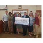 Valley View Medical Center Donates to Emergency Shelter