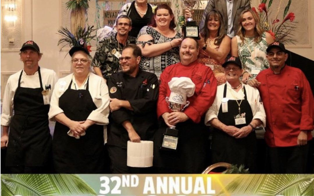 Avi Resort & Casino wins two awards at the 32nd annual Chefs Food Fest