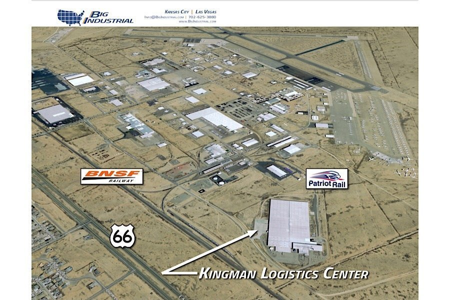 Kingman Logistical Center