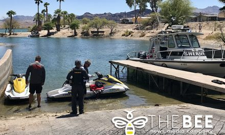 WATERCRAFT COLLISION- LAKE HAVASU CITY