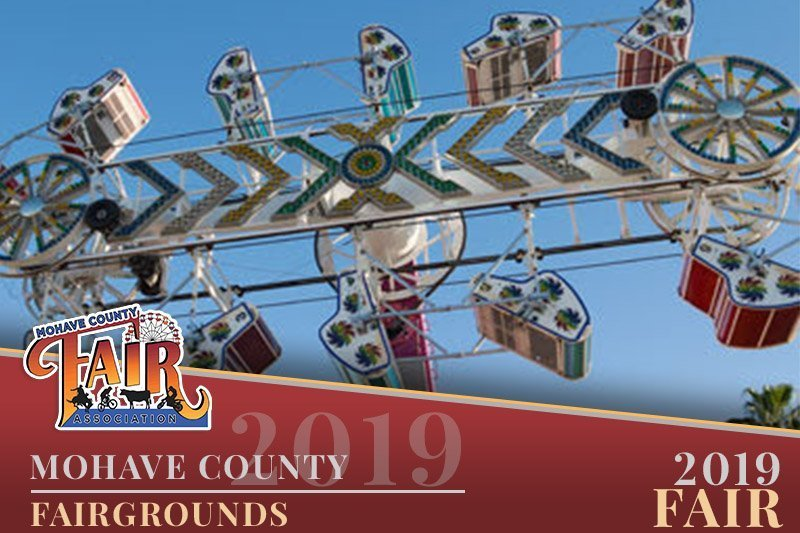 Mohave County Fairs Takes off tomorrow!