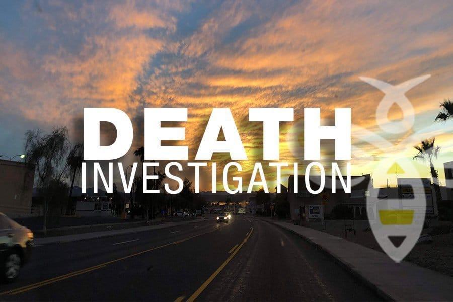 Death Investigation in Lake Havasu
