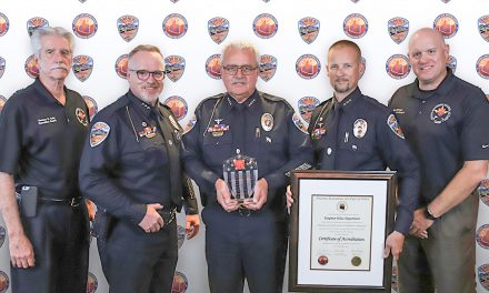 KPD Awarded ALEAP Accreditation through AACOP