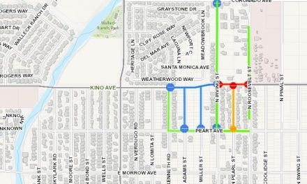 Kino Avenue Waterline Project Update