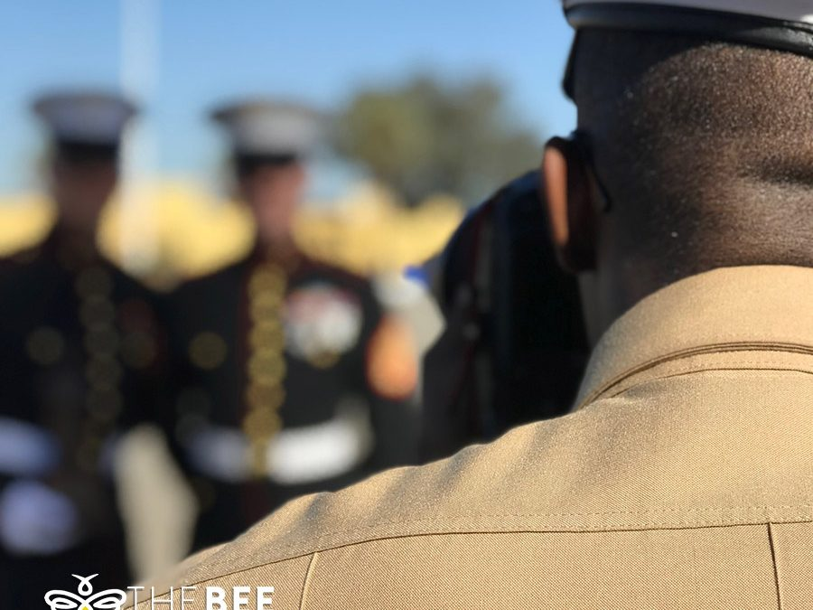 Patriot Guard Riders Mission  Welcome Home Mission  Krystian Jameson  US Marine Corps / PFC  Lake Havasu City, Arizona