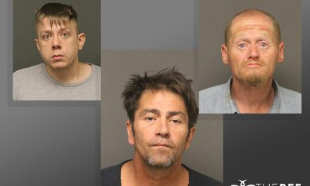 Aggravated Assault, Theft, Harassment ~ Mohave County Sheriff's report