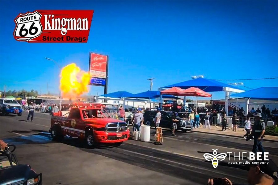DRAG RACES NOT A DRAG FOR KINGMAN'S ECONOMY