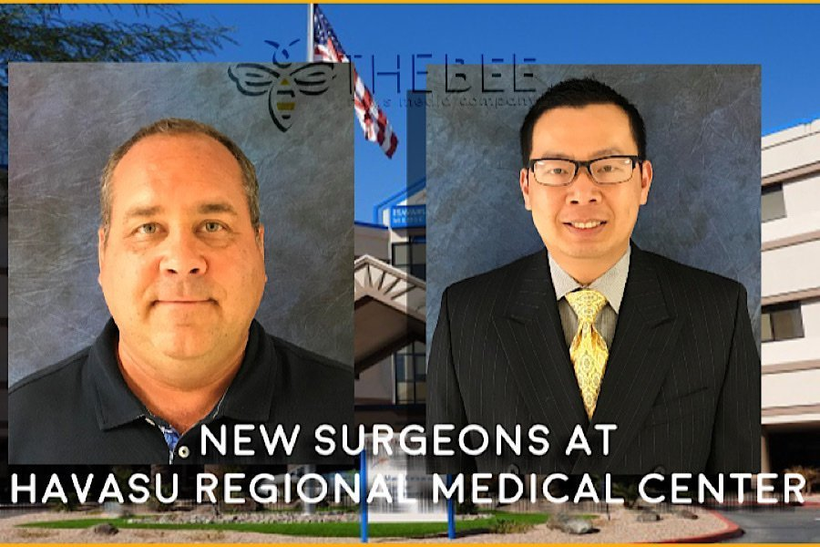 HRMC Adds Surgeons to Medical Staff