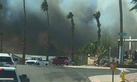 QUAIL RIDGE FIRE