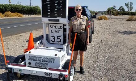 Arizona Governor's Office of Highway Safety awards funding to MCSO