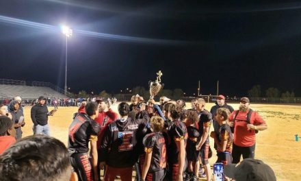 Nevada State Championship won by BHC team