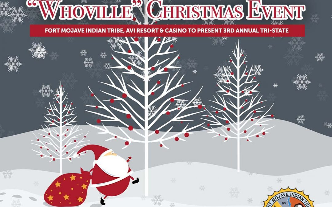 "3rd Annual Tri-state ""Whoville"" Christmas Event"