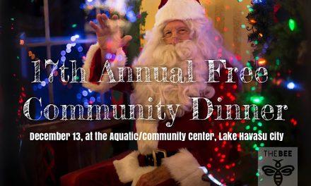 17th Annual Free Community Dinner