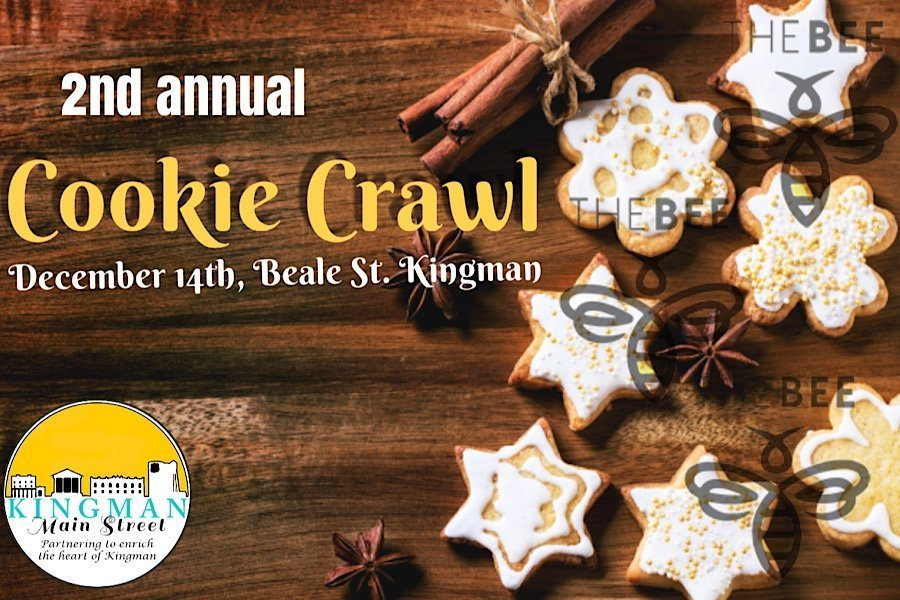 2nd ANNUAL KINGMAN HOLIDAY COOKIE CRAWL